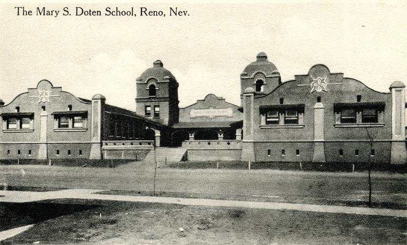 Mary S. Doten School