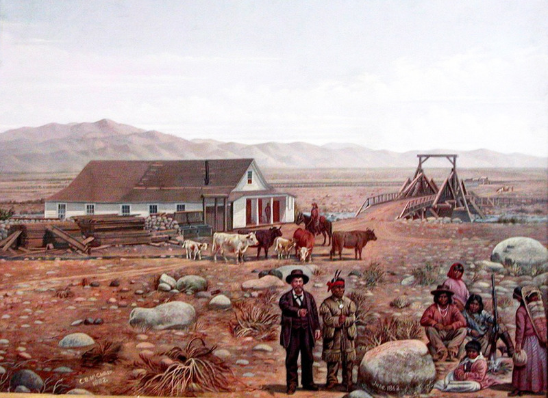 The first Virginia Street Bridge