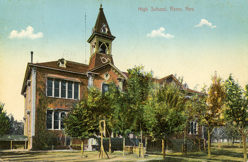 Reno's first high school