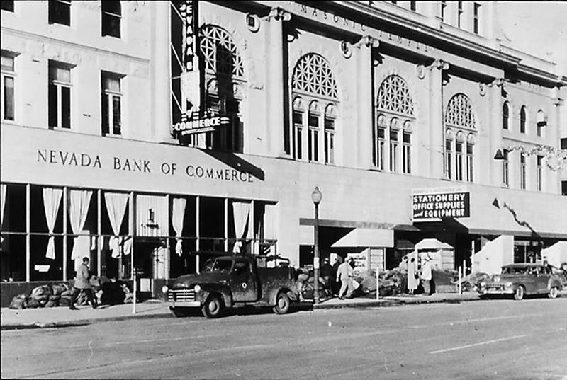 Nevada Bank of Commerce, ca. 1940s