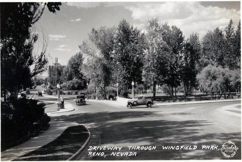 Wingfield Park, ca. 1932