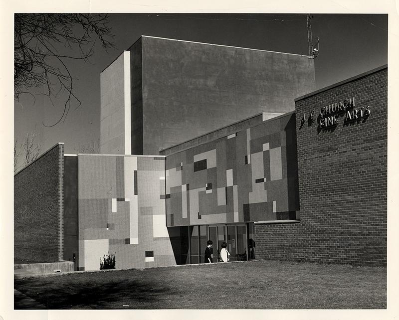 Building Exterior, 1967
