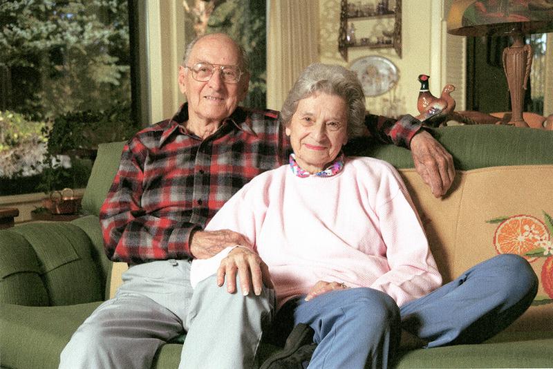 Elmer and Esther Vacchina