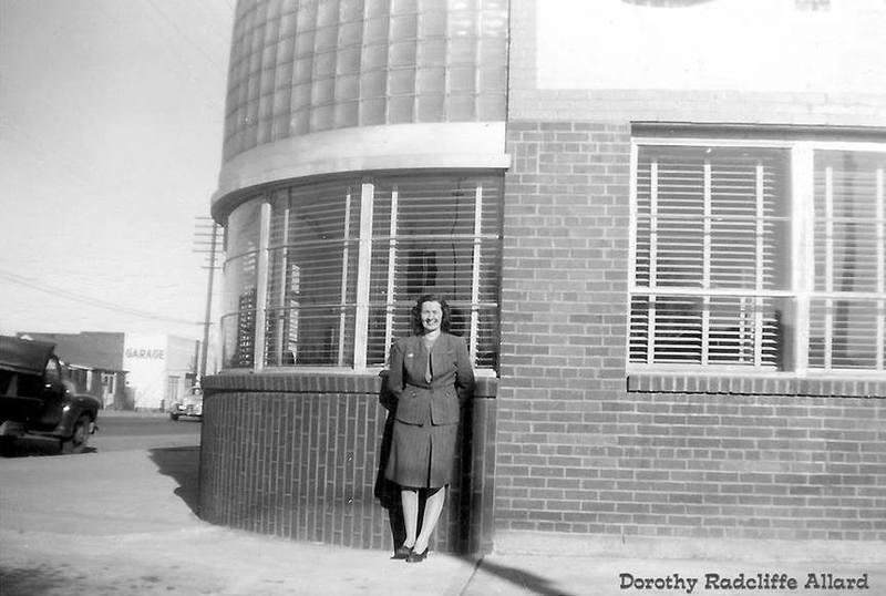 Dorothy Radcliffe Allard, 1946