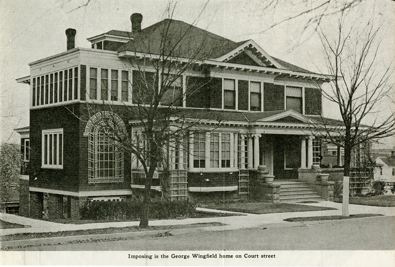 "A ""Notable Residence,"" ca. 1920"