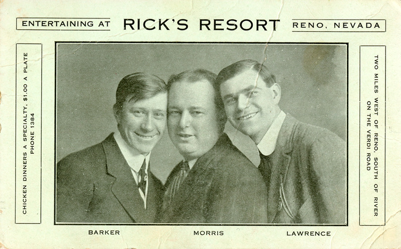 Barker, Morris, and Lawrence