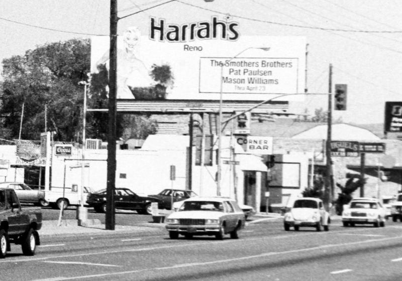 Corner Bar, 1986