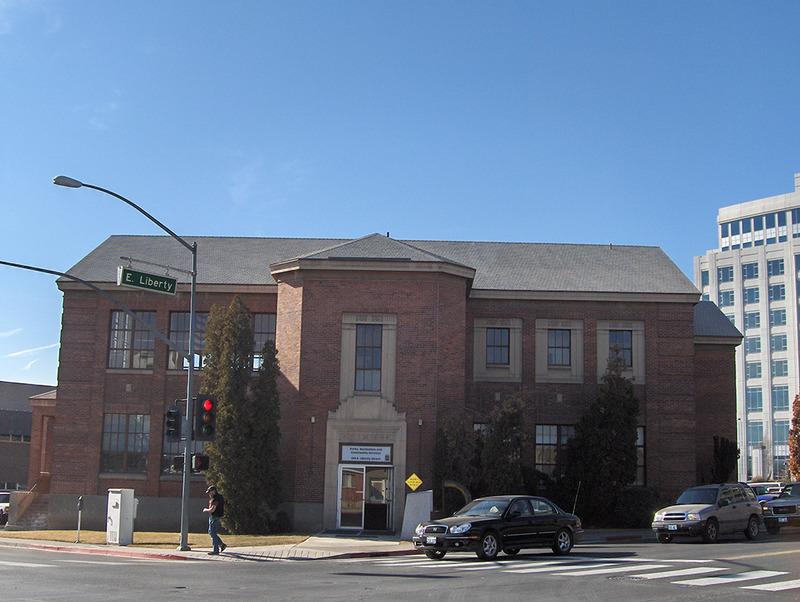Last Downtown School Building