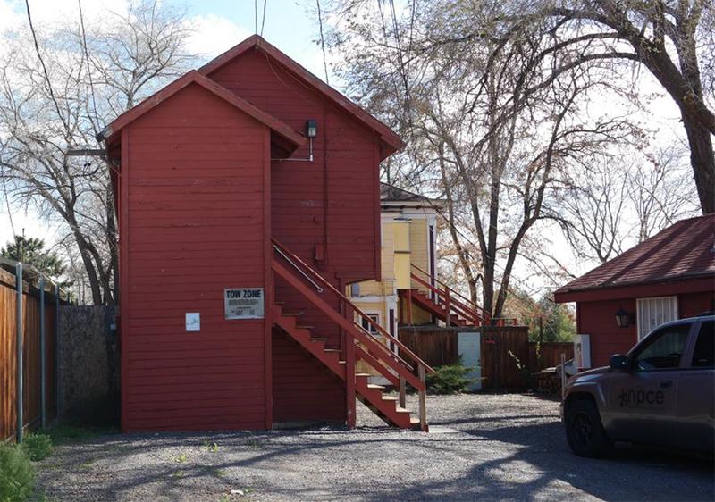 Back yard rentals