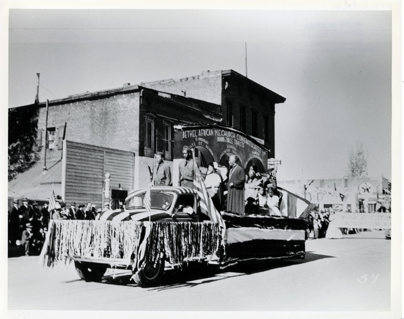 Bethel AME Church float