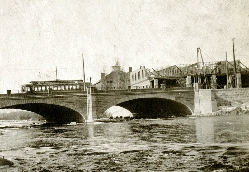 Under construction, ca. 1906