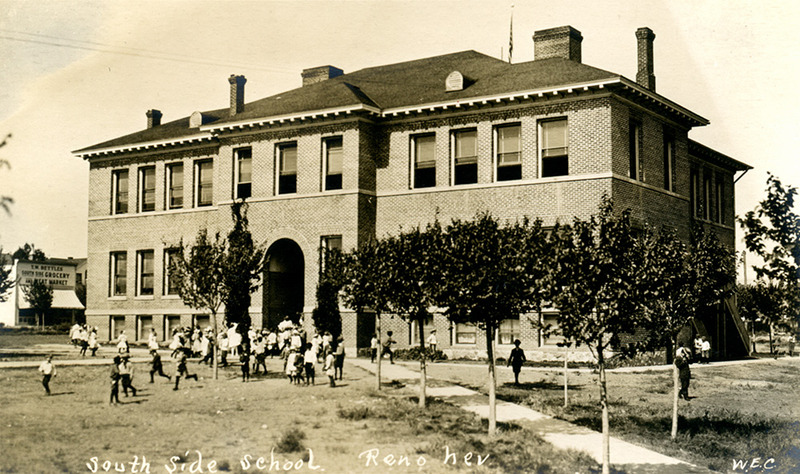 Old Southside School, ca. 1925