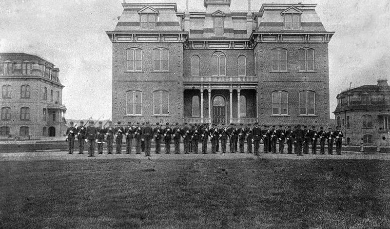Cadets, 1892