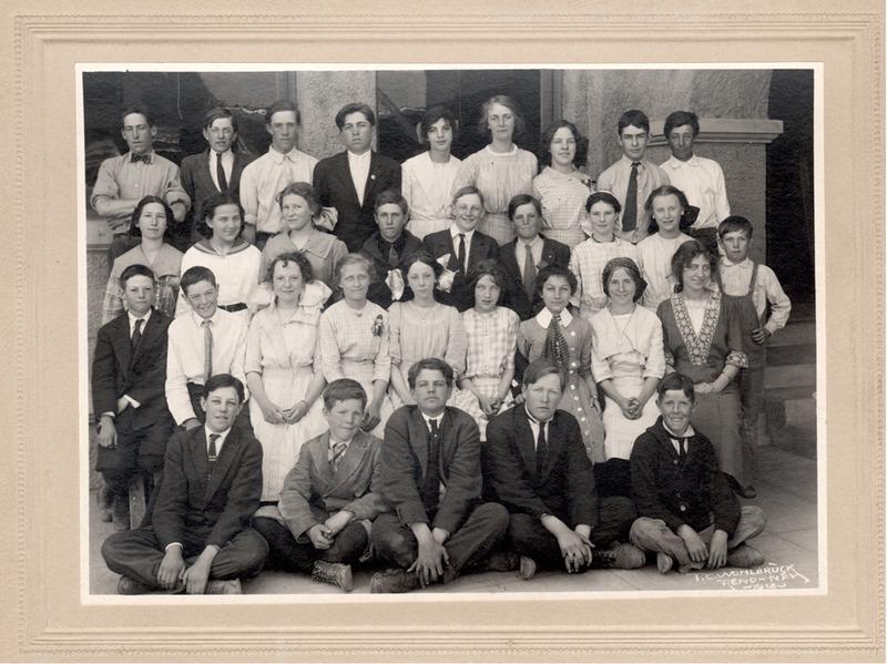 Seventh Graders, 1913