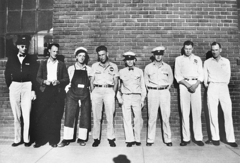 Employees, 1930s