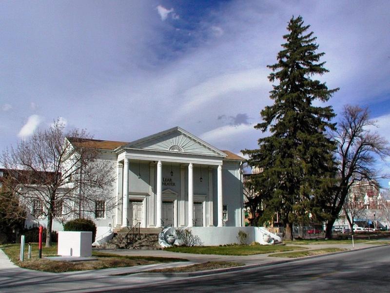 Beautiful building, 2003