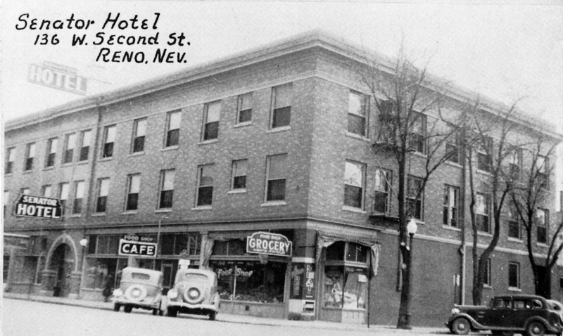 Senator Hotel ca. 1930