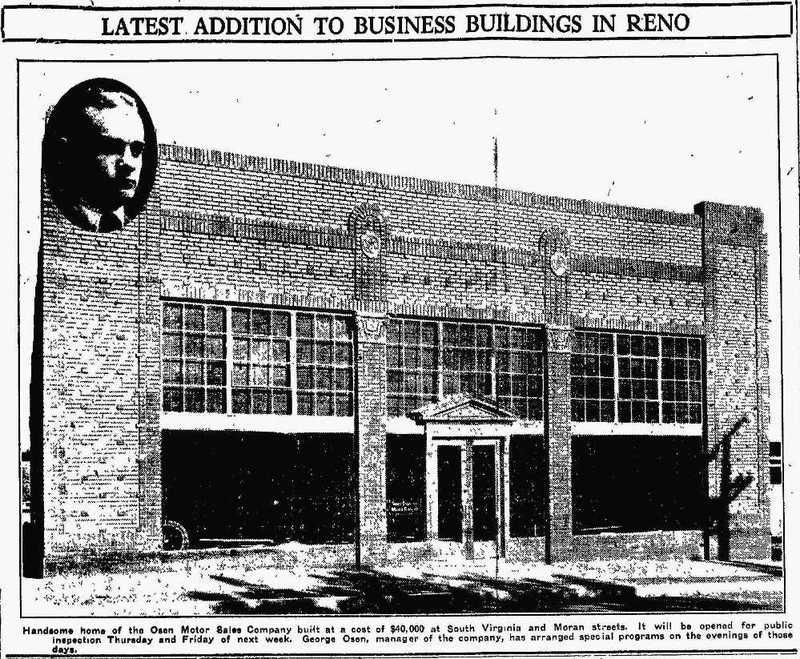 Grand Opening, 1923
