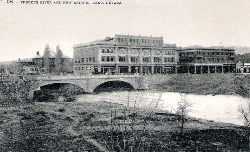 The Virginia Street Bridge circa 1915