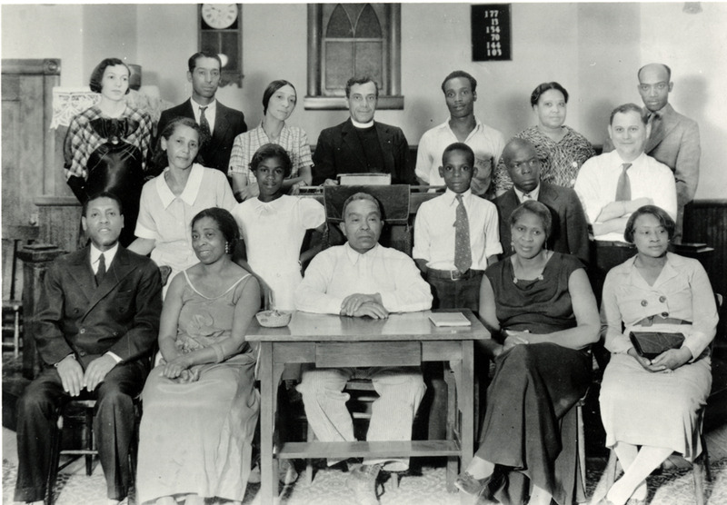 Bethel AME Church members