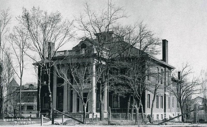 Elks Home ca. 1910