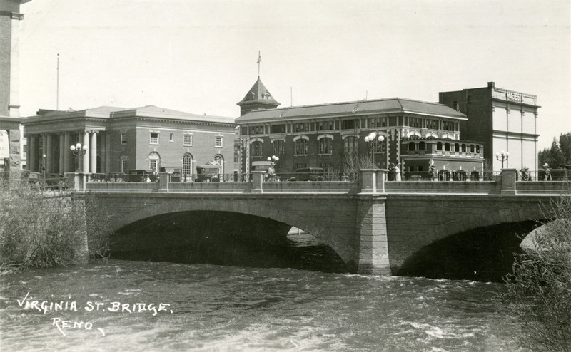 Virginia Street Bridge ca. 1925