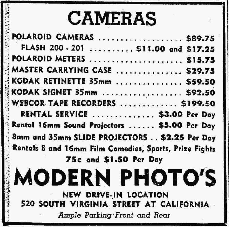 Modern Photo, 1953