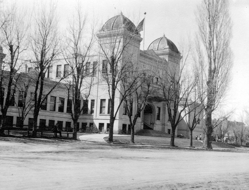 Reno High School, 1920s
