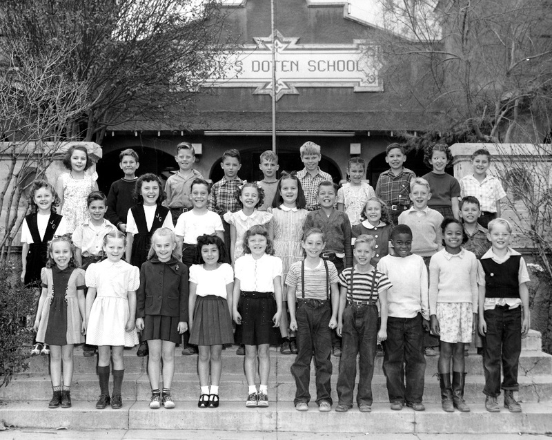 Third graders, ca. 1946