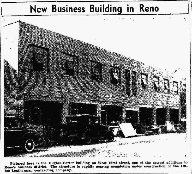 New building, 1941