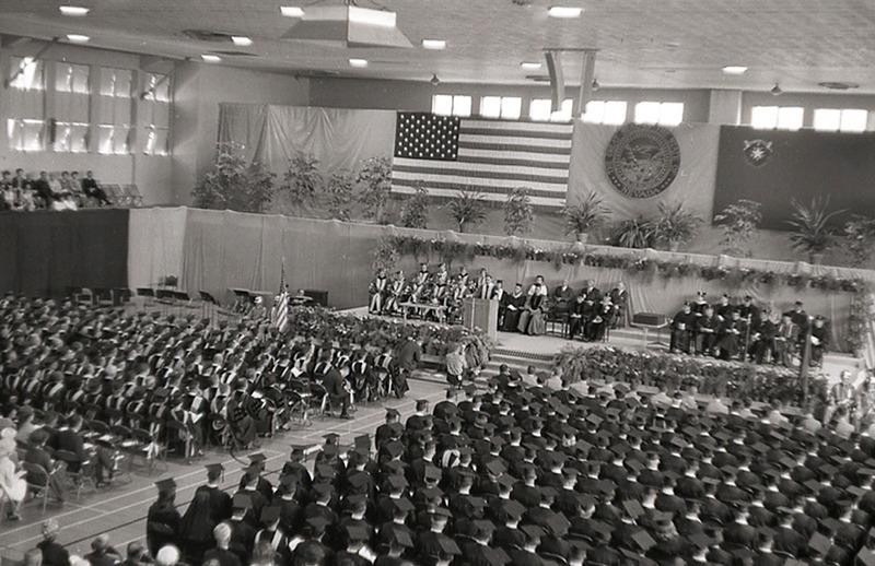 Graduation, 1964