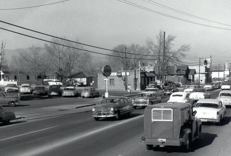 South Virginia Street, ca. 1955