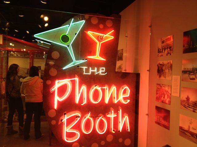 The Phone Booth Lounge