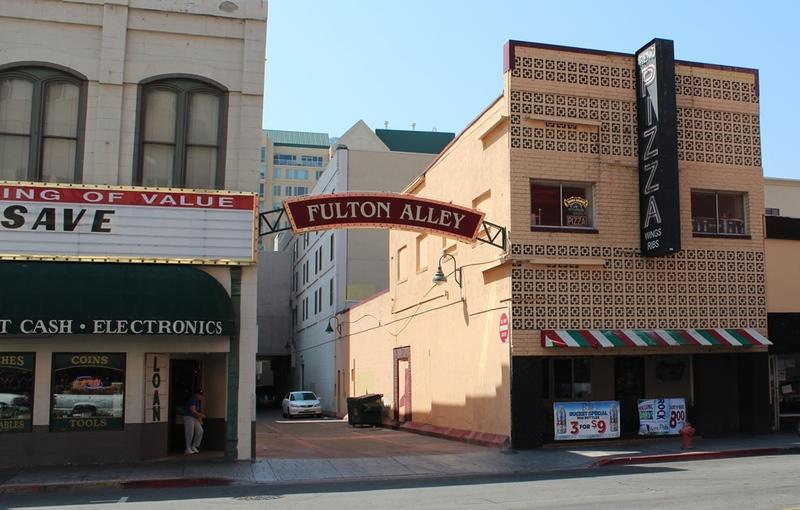 Fulton Alley, 2013