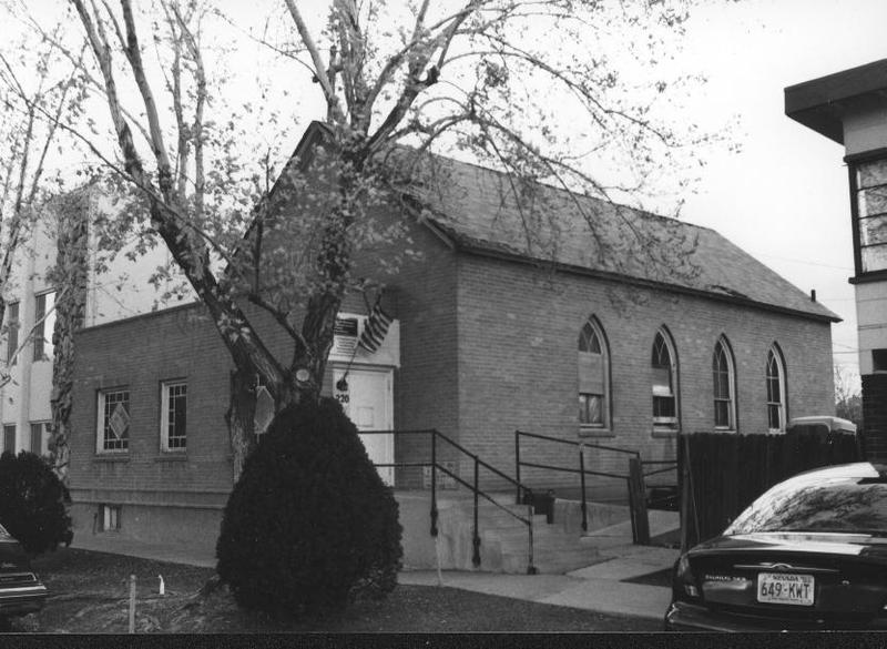Reno's First Black Church