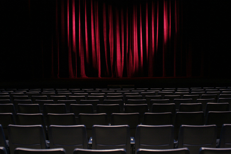 Nell J. Redfield Proscenuim Theatre
