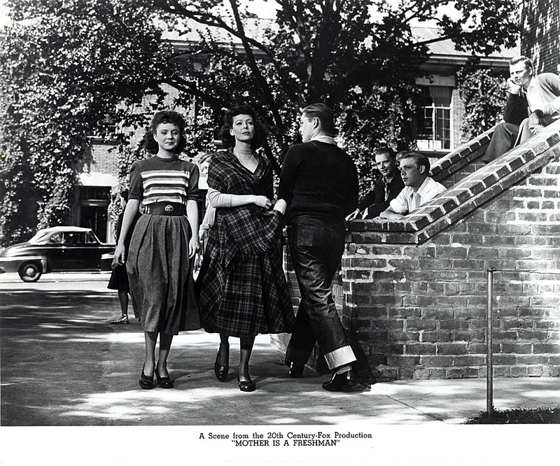 """""""Mother is a Freshman,"""" 1949"""