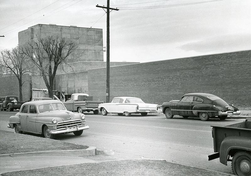Virginia Street View, 1960