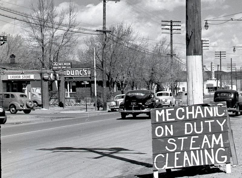 Dunc's, ca. 1950