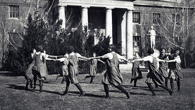Physical education, 1920