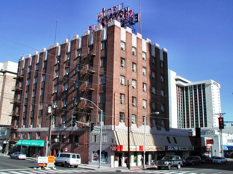 The El Cortez in the 21st century