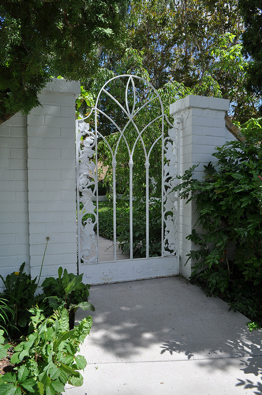 A graceful gate
