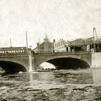 Under construction, ca. 1906