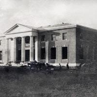 Construction, 1908